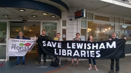 Image result for support lewisham library