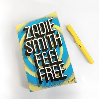 Image result for feel free zadie smith