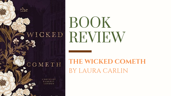 ARC Review: The Wicked Cometh | The Darkest Secrets, An Unknown Evil & F/F Romance