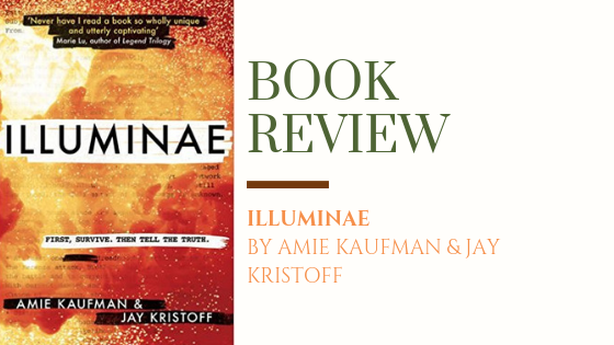 Book Review: Illuminae | Holy Frak What Did I Just Read