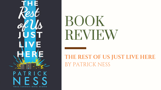 Book review: The Rest Of Us Just Live Here | The Background Characters Take Over
