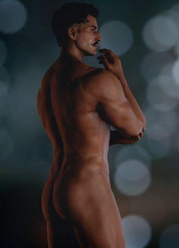 dorian butt