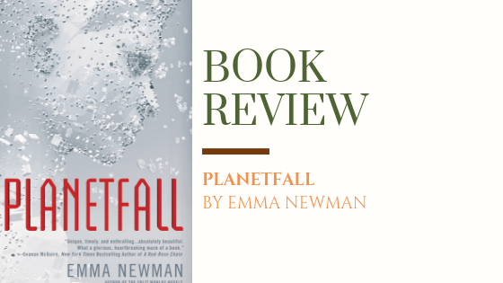 ARC Review: Planetfall | Anxiety Rep in Sci-fi, Bisexual MC, and an Addictive, Character-Driven Plot