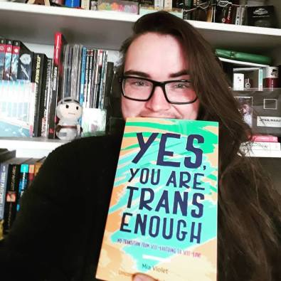 yes you are trans enough