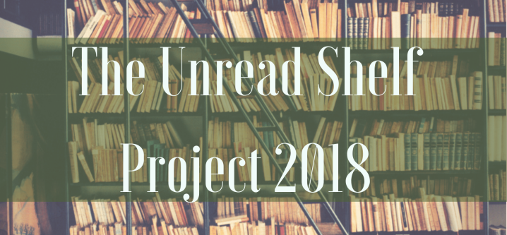 The Unread Shelf Project | July #1
