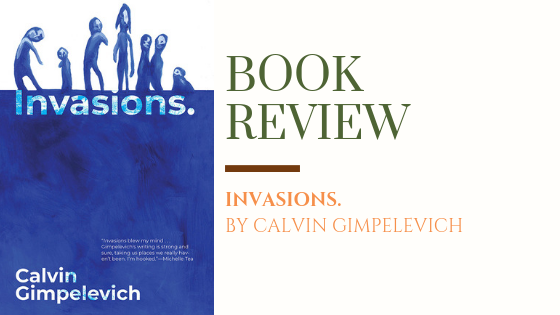 ARC Review: Invasions | A Shining Example of Queer Speculative Fiction