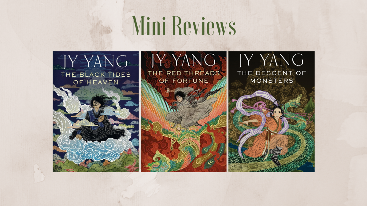 Mini Reviews: The Tensorate Series | One word: Incredible
