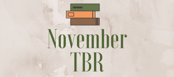 November TBR | #Mythothon & RememberNovember