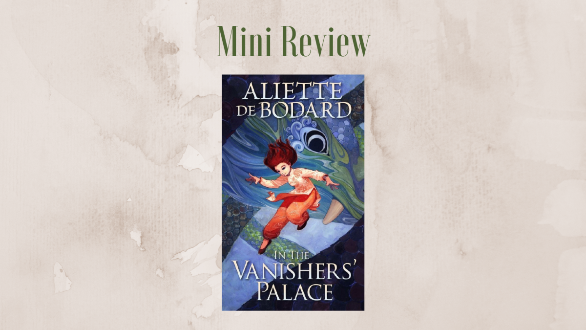 ARC Review: In the Vanishers' Palace | Magic, Mythology, and F/F Monster Romance