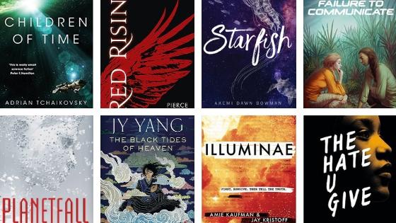 books x 8
