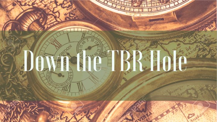 Down the TBR Hole | March Deadlines