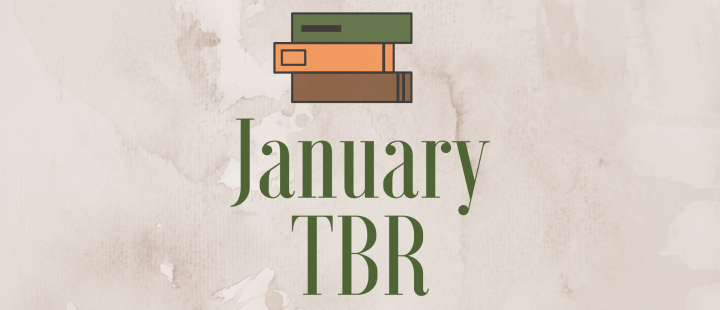 January TBR | #Late-a-thon edition