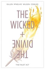 the wicked and the divine