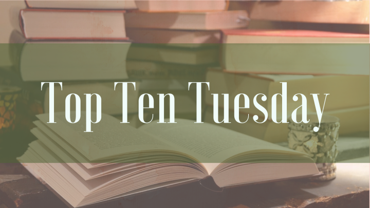 Top 10 Tuesday | Lesser Known Books I Meant to Read in 2018
