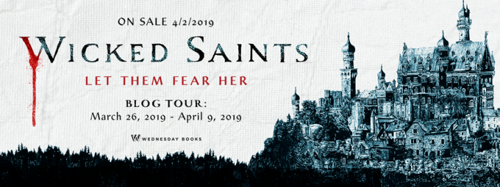 Blog Tour: Wicked Saints | One of the Best Books of2019