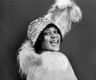 A 1924 photo of blues singer Bessie Smith. (AP Photo)